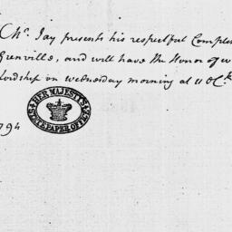 Document, 1794 July 29