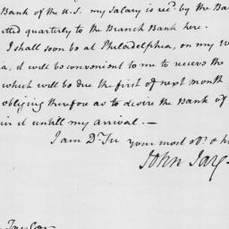Document, 1794 March 23