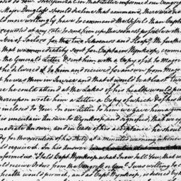 Document, 1776 April 29