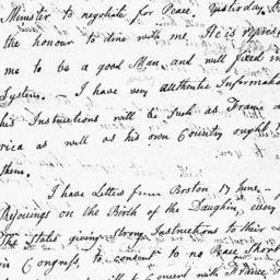 Document, 1782 August 17