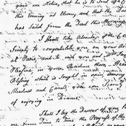 Document, 1782 July 08