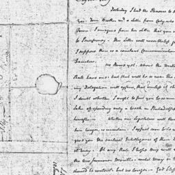 Document, 1779 January 18