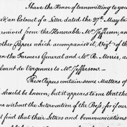 Document, 1786 August 28
