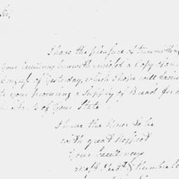Document, 1779 February 27