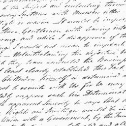 Document, 1779 July 6
