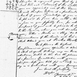 Document, 1773 January 30