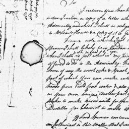 Document, 1795 March 09