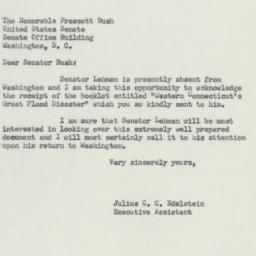 Letter: 1955 November 29