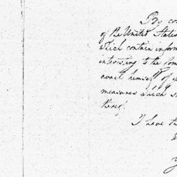 Document, 1790 January 07