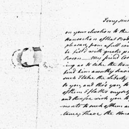 Document, 1779 January 25