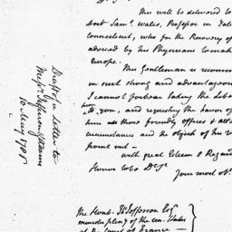 Document, 1786 May 10