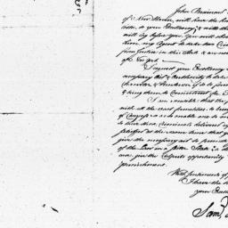 Document, 1795 July 14