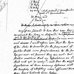 Document, 1785 August 03