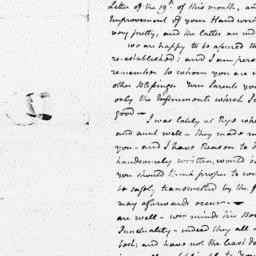 Document, 1796 June 28