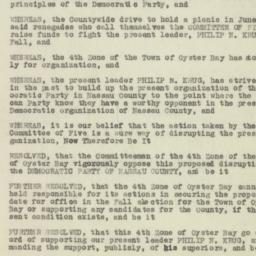 Administrative Record: 1933...