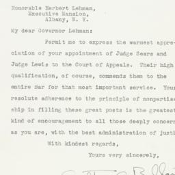 Letter: 1939 December 4