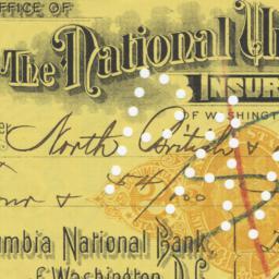 National Union Insurance Co...