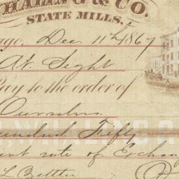 Dater, Whaling & Co. State ...