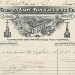 Chapman Valve Manufacturing...