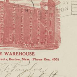 People's Storage Warehouse....