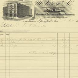 McIntosh & Co.. Bill