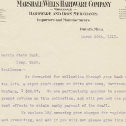 Marshall-Wells Hardware Com...
