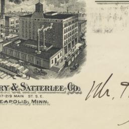 Salisbury & Satterlee Co.. ...
