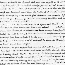 Document, 1807 April 22