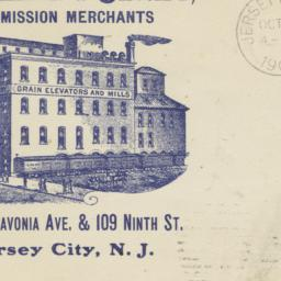 Carscallen & Cassidy. Envelope