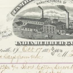 Lambertville Rubber Co.. Bill