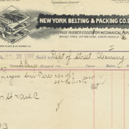New York Belting & Packing ...