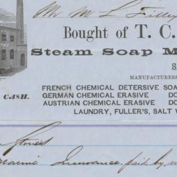 T. C. Lyman & Co.. Bill