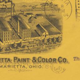 Marietta Paint & Color Co.....