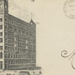 Heeren Bros. & Co.. Envelope