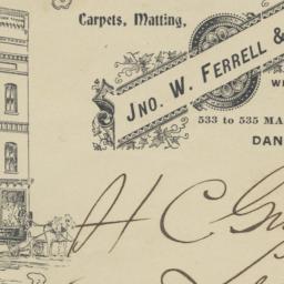 Jno. W. Ferrell Furniture C...