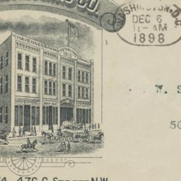 Havenner Baking Co.. Envelope