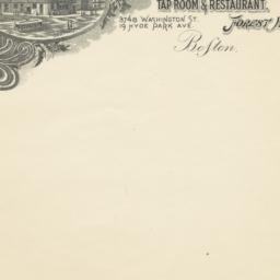 Joseph Kern & Co.. Letter