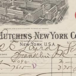 Rice & Hutchins New York Co...