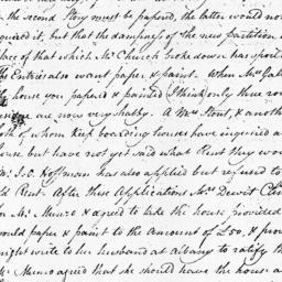 Document, 1808 February 12