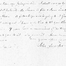 Document, 1804 May 09