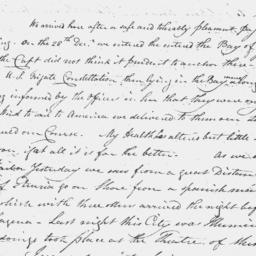 Document, 1803 January 08