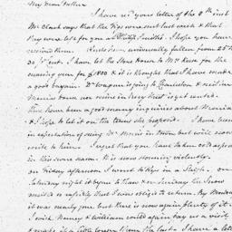 Document, 1820 February 10