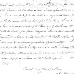 Document, 1819 July 21