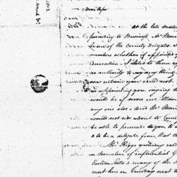 Document, 1812 September 11
