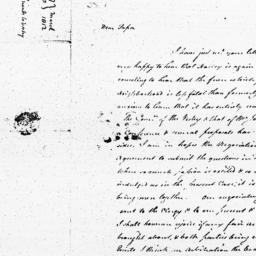 Document, 1812 March 27