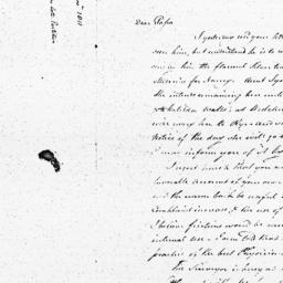 Document, 1811 November 25