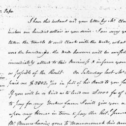 Document, 1810 March 07