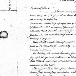 Document, 1823 September 25