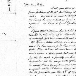 Document, 1823 February 14