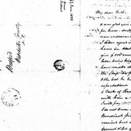 Document, 1822 June 13